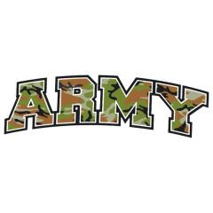 Army Schriftzug