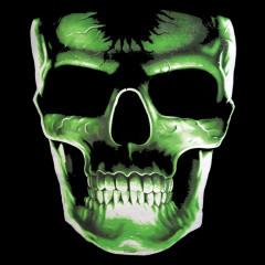 Grüner Totenkopf
