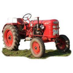 Traktor Fahr Oldtimer