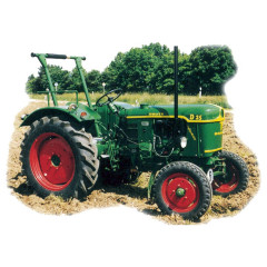 Traktor Deutz D25 Oldtimer