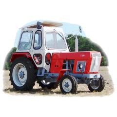Roter Traktor Fortschritt TT 220