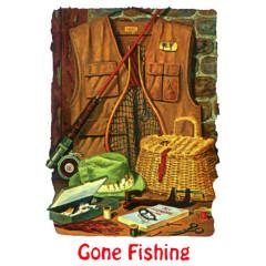 Gone Fishing - Anglerausrüstung