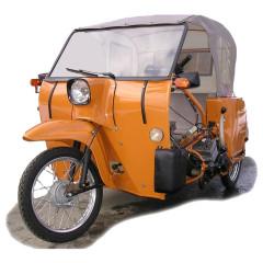 Motorrad Simson Duo