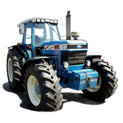 Traktor Zugmaschine T-Shirt