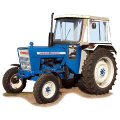 Traktor Ford (Oldtimer)