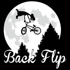 Extraterrestrischer BMX Backflip