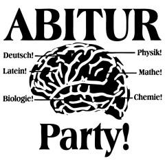 Abitur - Party im Hirn