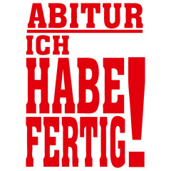 Abitur - Habe Fertig