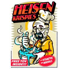 Heisen Krispies
