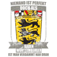 Perfekter Württemberger Wappen