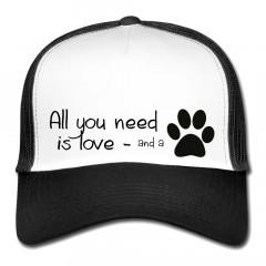 Mesh Cap - All you need...