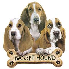 Hunde T-Shirt: Basset Hound Welpen