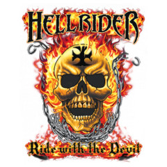 Hellrider - Ride with the devil