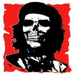 Che Punk Totenkopf