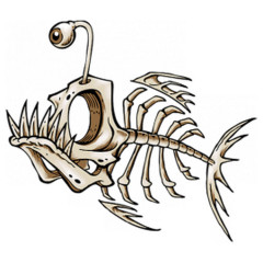Fishbone - Fischgräten