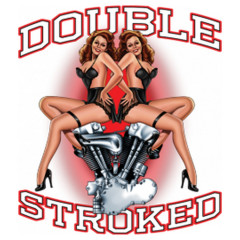 Pin Up: Double Stroked - Zweitakter