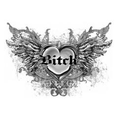 Bitch Black Wings