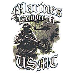 Marines: USMC - Semper Fi
