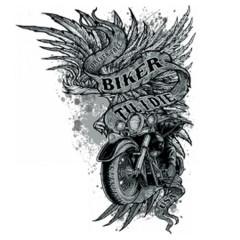 Biker 'til I Die - Forever Free