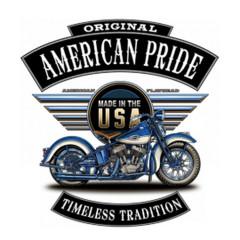 American Pride - Timeless Tradition Flathead Chopper