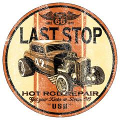 Last Stop Hot Rod Repair