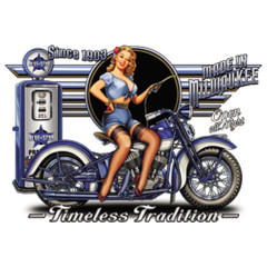 Pin-Up: Timeless Tradition