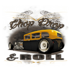 HOT ROD Shirt - chop drop roll