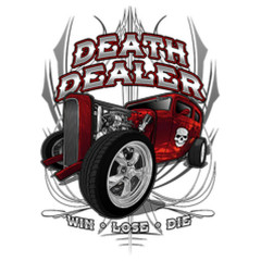 Hot Rod: Death Dealer Rockabilly