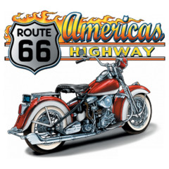 Americas Highway - Route 66