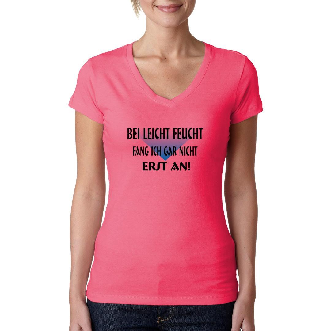 Leicht Feucht - T-Shirt selbst gestalten + drucken /// Im